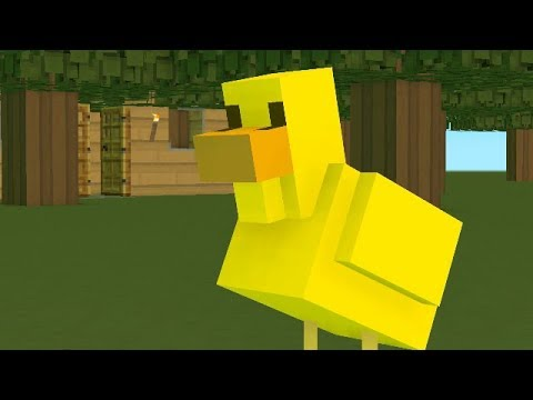 The Duck Song..... [Minecraft Animation] Ep.1