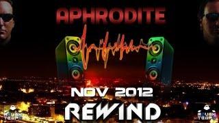 DJ APHRODITE - Rough Tempo LIVE! - November 2012