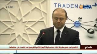 سلال يستقبل الوزير الأول المالطي رفقة وفد من رجال أعمال البلاد