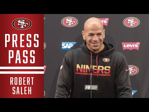 Robert Saleh, Jimmy Garoppolo And Other Members Of The 49ers Discuss Super Bowl LIV Vs. Chiefs