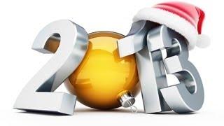 Новорічний салют 2013 [м. Біла Церква]