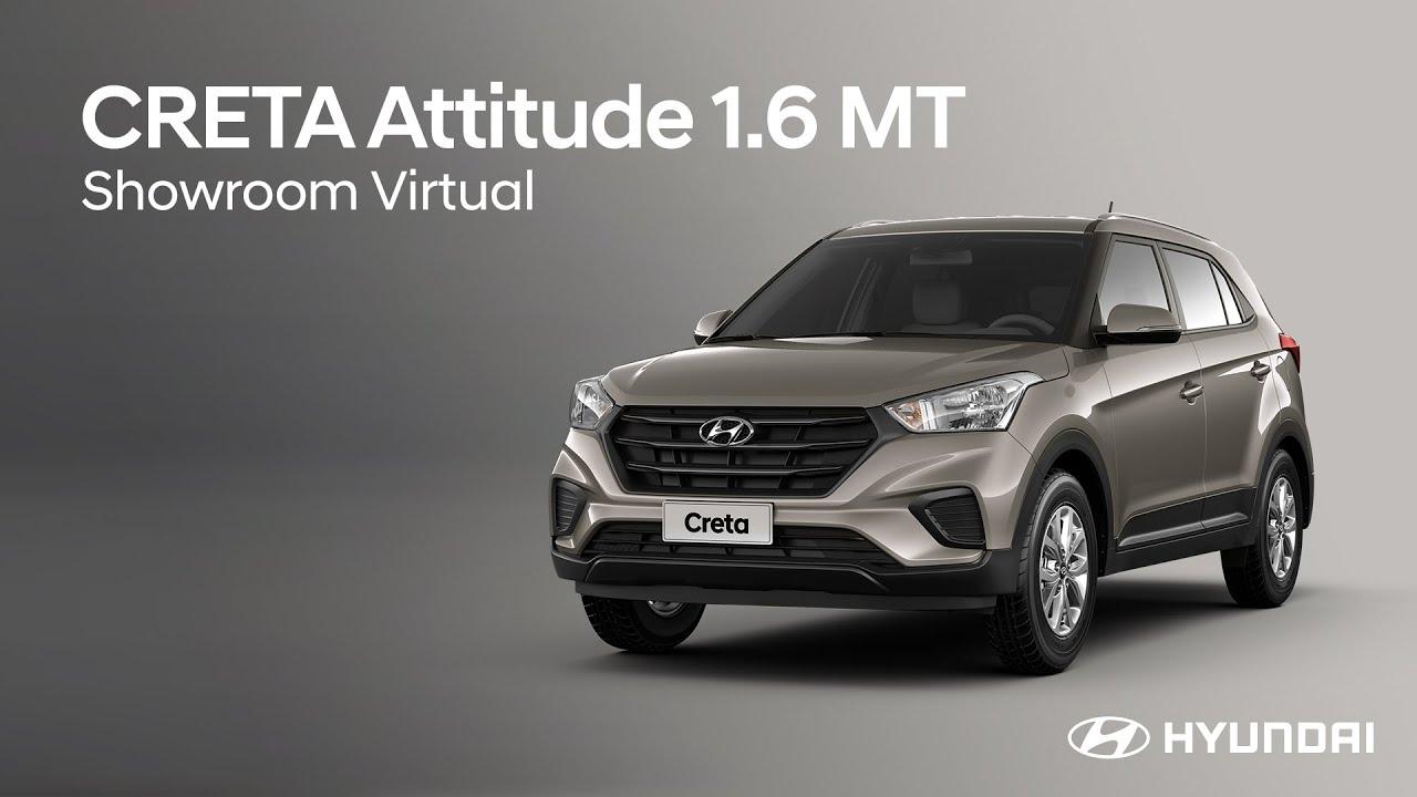 Hyundai CRETA Attitude | Showroom Virtual Hyundai