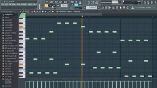 FL Studio - Alan Walker - Fade Tutorial (easy)