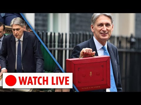LIVE: Philip Hammond delivers the Budget 2018