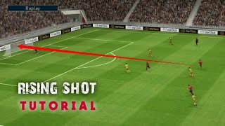 Trick to Perform Rising Shot__Pes 20 Mobile