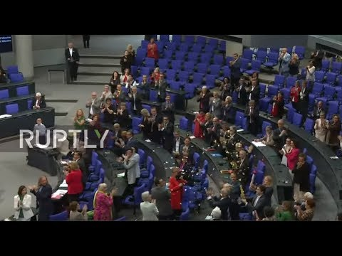 Germany: Bundestag passes bill legalising same-sex marriage