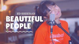 Gambar cover Ed Sheeran (Feat. Khalid) - Beautiful People (KIM! Cover)