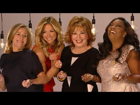 'The View' Co-hosts Debbie Matenopoulos, Joy Behar, Meredith Vieira, and Star Jones Reunite for 20t