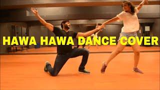 Hawa Hawa dance choreography | Mubarakan | Saumya & Sanket