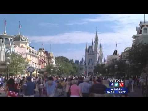 Disney employees fight for higher wages