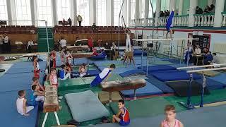 Арефьев Егор 8 лет. 3 взр. Конь