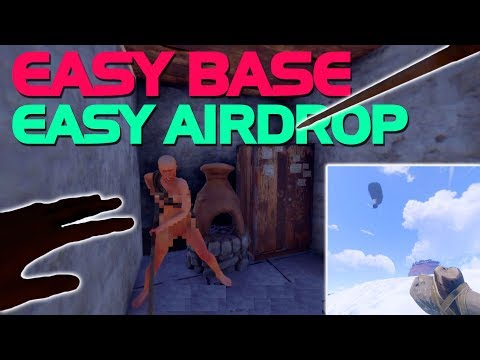 Download Youtube: Easy Base, Easy Airdrop (Solo Survival) - Rust