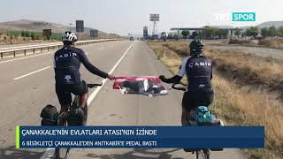 Çanakkale Bisiklet Platformu | Çanakkale'nin Evlatları Atasının İzinde II