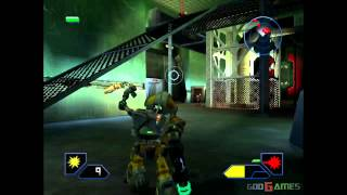 Metal Arms: Glitch in the System - Gameplay Xbox HD 720P