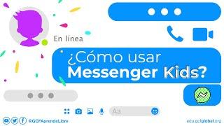 ¿Cómo instalar y usar Messenger Kids? | Messenger Kids screenshot 2