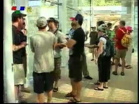 Tose Proeski - TV - Telma - Tose vo Izrael