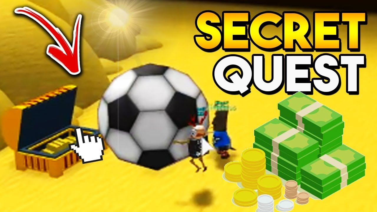 *NEW* SECRET QUEST GIVES YOU RARE ITEMS! | Build a boat ...