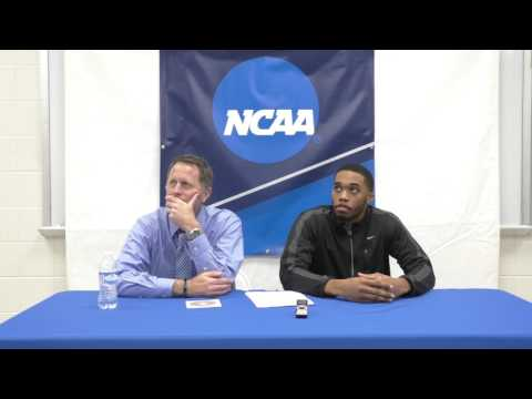 2017 NCAA Division III Men's Basketball Tournament (Westminster Post-game Press Conference)