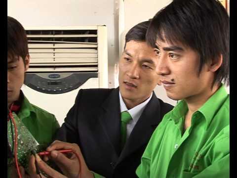 Nghề điện lạnh - Trung Tâm Dạy Nghề Thanh Xuân