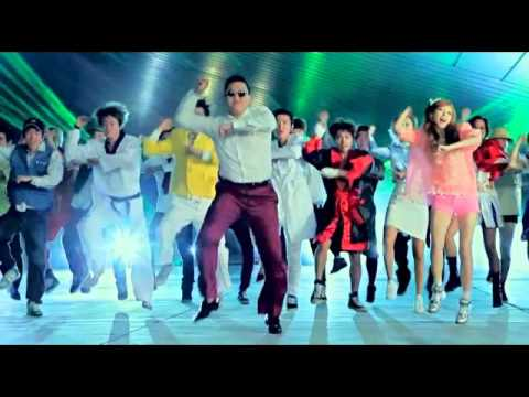 PSY - Gangnam style( english version)