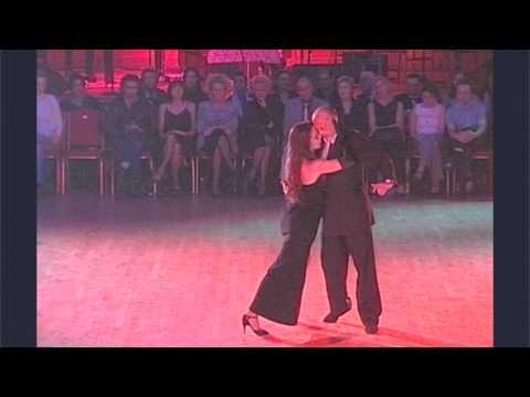 4thTango Festival London 2002 Maria Plazaola & Carlos Gavito Dance 1