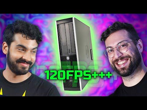 EL Mejor PC GAMING barato es... ¿¿Un PC de Oficina Antiguo?? thumbnail