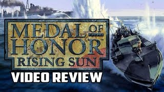 Medal of Honor: Rising Sun Playstation 2 Game Review