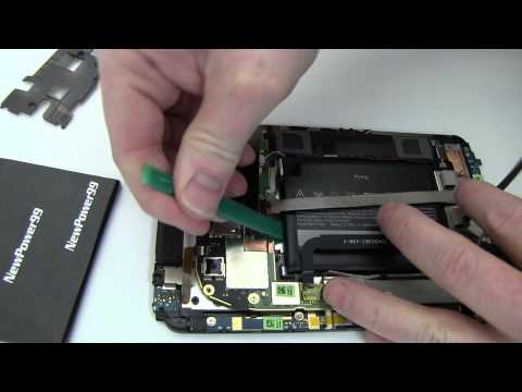 How to Replace Your HTC Flyer Battery
