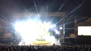 gramatik red rocks 2017 recoil cant stop the bleeding