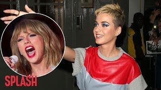 Katy Perry Says Taylor Swift is Trying to Assassinate Her Character | Splash News TV