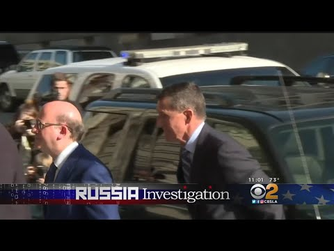 Former National Security Adviser Michael Flynn Pleads Guilty To Perjury