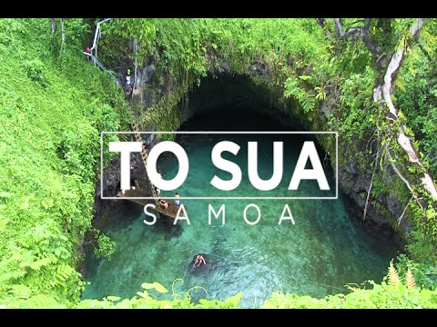 Flight Night Samoa Segment | To Sua Trench - Samoa