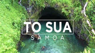 Flight Night Samoa Segment | To Sua Trench - Samoa