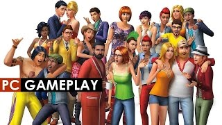 The Sims 4 Deluxe Edition Gameplay (PC HD)