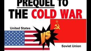 Origins of the Cold War (1917-1945)