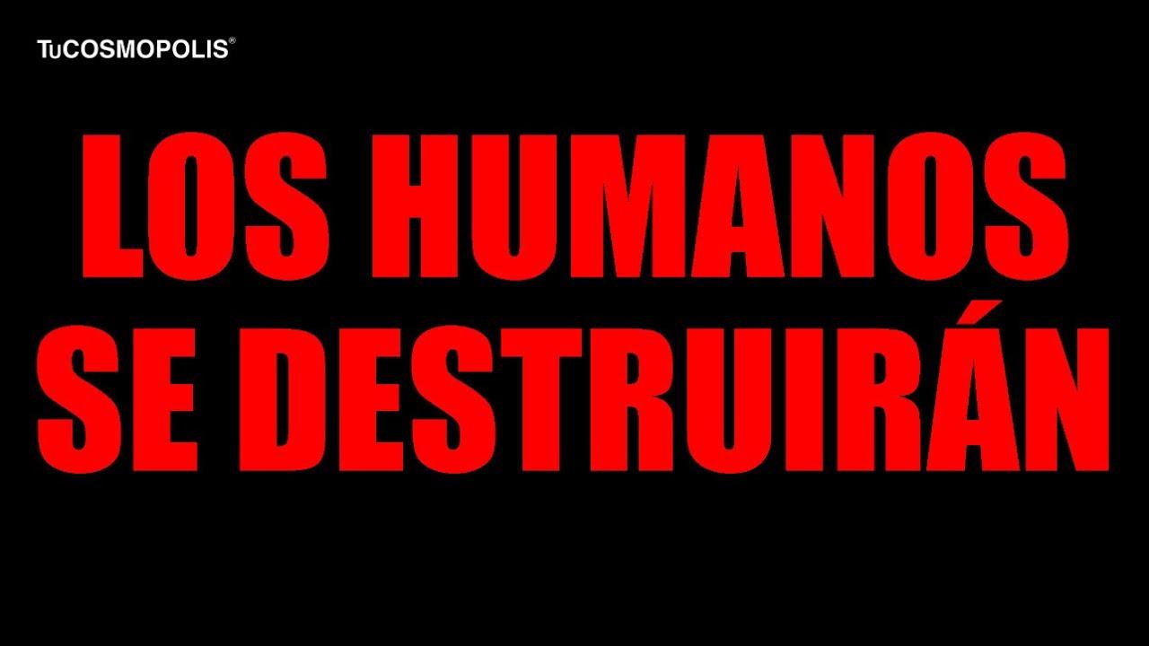 ¡LO QUE FALTABA EN 2020! Un ROBOT ASEGURA que es IMPOSIBLE EVITAR que los HUMANOS se DESTRUYAN