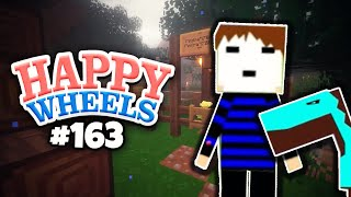 """Minecraft LEBEN""-Level & das FINALE! ! ★ Happy Wheels  #163"