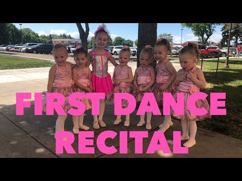 QUADRUPLETS FIRST DANCE RECITAL
