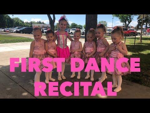 QUADRUPLETS FIRST DANCE RECITAL
