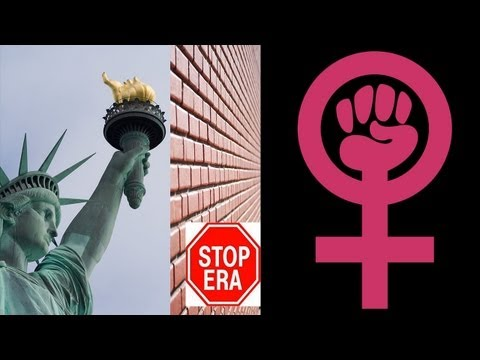 What happened to the Equal Rights Amendment?