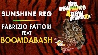 SUNSHINE REG - Fabrizio Fattori Feat. BOOMDABASH - The new Aphro 4 new generation Vol. 10
