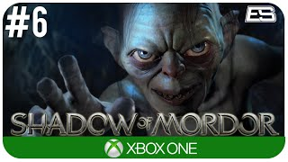 Middle Earth: Shadow Of Mordor Walkthrough Part 6 The First Warchief! - [XB1 1080p Commentary]