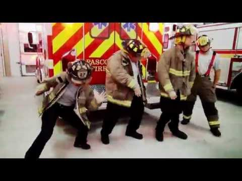 Video supports firefighter battling breast cancer