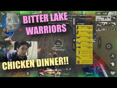 BITTER LAKE WARRIORS | ROS #2