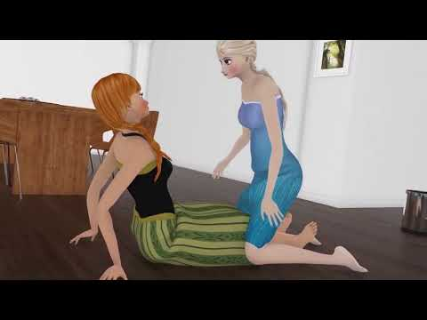 Elsa Kisses Anna! Elsa Is Drunk, Anna In Danger! Frozen from YouTube · Duration:  2 minutes 37 seconds