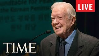 Jimmy Carter & Chinese Ambassador On The Normalization Of Relations Between US & China | TIME