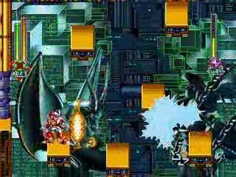 ROCKMAN X6 - Zero VS Gate