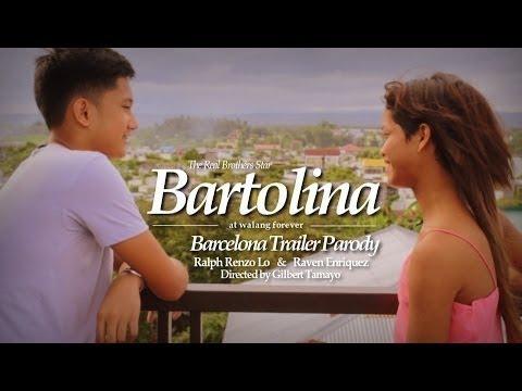 Official Trailer | 'Barcelona: A Love Untold' | PARODY