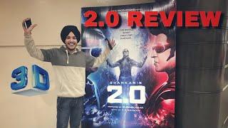 2.0 movie review    VLOG   bir ramgarhia