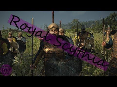 Total War Rome II Royal Scythia XXXIV: Northern Triumph ...